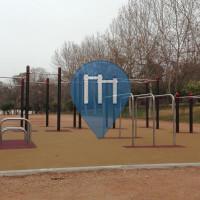 Córdoba - Calisthenics Park - Parque Cruz Conde