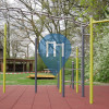 Rheine - Calisthenics Equipment - Bodyweight Station Jugendherberge