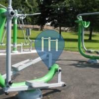 户外运动健身房 - 索爾福德 - Outdoor Gym Ordsall Park