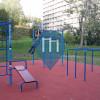 Bratislava - Calisthenics Park - Karlova Ves