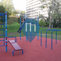 Bratislava - Parque Calistenia - Karlova Ves
