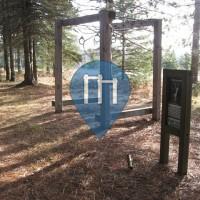 Embarrass (Minnesota) - Trimm Dich Pfad - Heritage Park