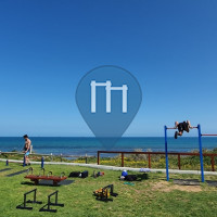 Parque Calistenia - Perth - Outdoor Fitness Park South Cottesloe Beach