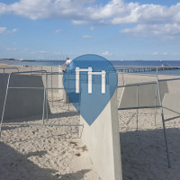 Kopenhagen - Parkour Park - Amager Strandpark