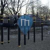 Villach - Воркаут площадка - Silbersee