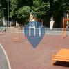 Riga - Street Workout Park - Miera dārzs