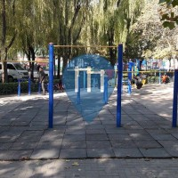 Beijing - Outdoor Exercise Stations - Yanqing Park