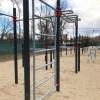 Aranjuez - Parc Musculation - Calle de las Moreras / Pasaje del Aire