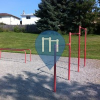 Newmarket - 户外运动健身房 - Drew Doak Park