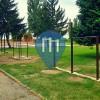 Pazardzhik - Parque Calistenia - Парк ''Стадиона''