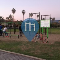 Castellón de la Plana - 徒手健身公园 - Parque Litoral