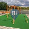 Győr - Parque Calistenia - Víziport Egyesüet