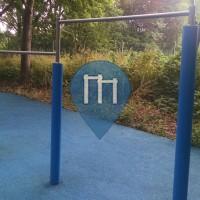 Kiel - Fitnessplatz - Sport- und Begegnungspark Gaarden