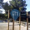 Madrid - Calisthenics Geräte - Parque Emperartriz Maria de Austria