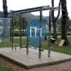 Curitiba - Parco Calisthenics - Ponto de Encontro