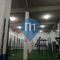 INDOOR - Parque Calistenia - Hermosillo - 2M Calisthenics Gym