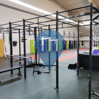 INDOOR - Calisthenics Rack Lucky Fitness Magdeburg