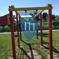 Barra per trazioni all'aperto - Malacky - Outdoor Fitness Malacky