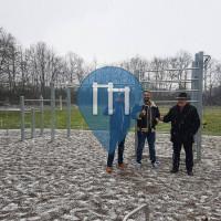 Ingolstadt - Parco Calisthenics - Pius