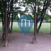 Reggio nell'Emilia - уличных спорт площадка - Parco Ill Gelso