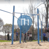 Madrid (Leganés) - Parco Calisthenics - Parque de la Chopera