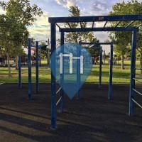 Las Vegas - Parque Calistenia - Lewis Family Park
