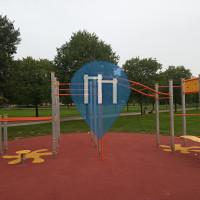 Outdoor Gym - Cormano - Calisthenics park Cormano (Milano)
