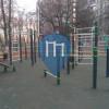 Korolyov - Street Workout Geräte - Гимназия  Российская школа