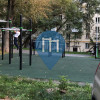 Moscow - Outdoor Workout Station - Oktyabr'skaya