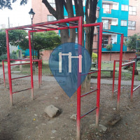 Сабанета - уличных спорт площадка - Restrepo Naranjo
