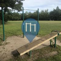 Fitness Trail - Bristol - Rockwell Park