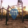 Walldorf - Street Workout Park - Turnbar