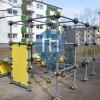 Dortmund - Parc Parkour Park - Lappset