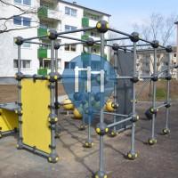 Dortmund - Parkour Park Anlage - Lappset