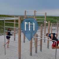 Borkum - Parc Street Workout - Playparc