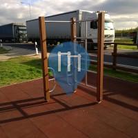 Inárcs - Outdoor Fitness Station - M5
