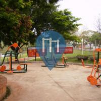 Маринга - Спортивный комплекс под открытым небом - Academia ao Ar Livre - Parque Alfedro Werner Niffeler