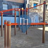 Palleja - Воркаут площадка - Parc de la Molinada
