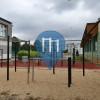 Barras dominadas - Mława - Street Workout Park Mlawa