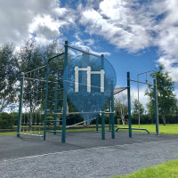 Слайго - Воркаут площадка - Mitchel Curley Park