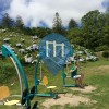 Azoren - Outdoor-Fitnessstudio - Furnas