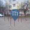 Ginásio ao ar livre - Sebastopol - Воркаут площадка Севастополь