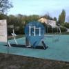 уличных спорт площадка - Варен - Trimmfit Park Waren (Tiefwarensee)