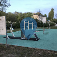 Fitness Parcours - Waren - Trimmfit Park Waren (Tiefwarensee)