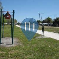 St Petersburg (Florida) - Calisthenics Outdoor Gym -  Lake Vista Park
