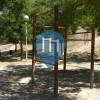 Madrid - Outdoor Klimmzugstangen - Barrio Del Pilar Park