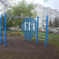 Fitness Facility - Sofia - Calisthenics Gym Lyulin 9 40 School Louis Pasteur