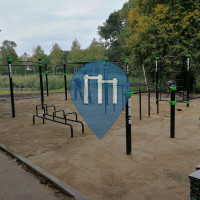 Veenendaal - Calisthenics Park - Stadspark