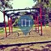 Sofia - Parque Calistenia - Geo Milev Park