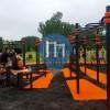 Hoofddorp - Calisthenics Park - JAGUAR PARK XL Barmania.PRO